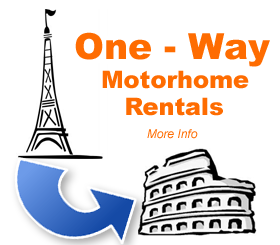 One Way Motorhome Rental
